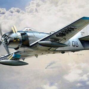 AD-4 Skyraider 1/1