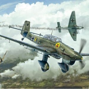 Junkers Ju 87G/D Stuka Tank Buster 1/1