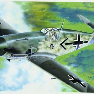 Messerschmitt BF-109 F2/4 1/1