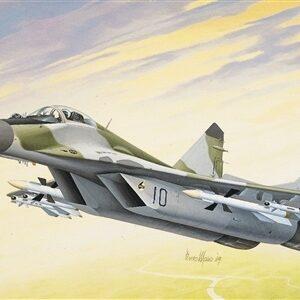 """MiG 29A """"Fulcrum"""" 1/1"""