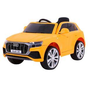 Audi Q8 (facelift, kollane) 1/3