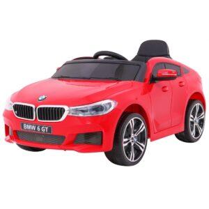 BMW 6 GT punane 1/3