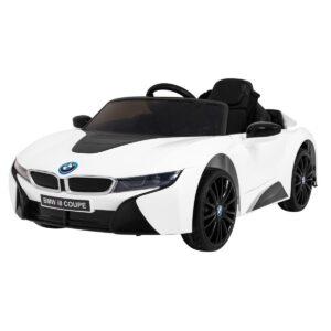BMW I8 Kupee valge 1/4