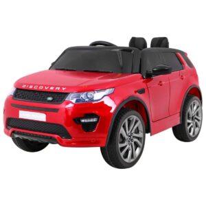 Land Rover Discovery (lakitud) punane 1/3