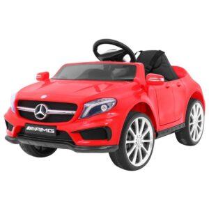 Mercedes AMG GLA 45 punane 1/3