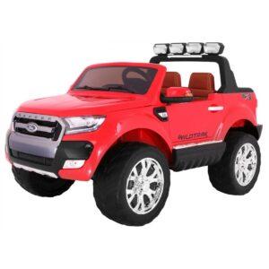 Ford Ranger punane pealistutav elektriauto 1/3