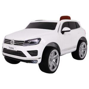 Volkswagen Touareg (lakitud) valge 1/3
