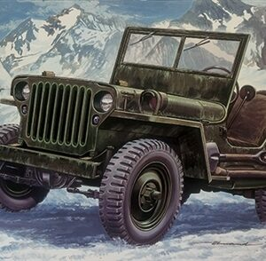Willys Jeep 1/4 ton 1/1