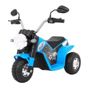 Motorek MiniBike (sinine) komerattaline elektriline mootorratas 1/3