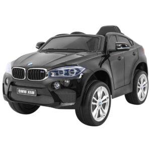 Pojazd BMW X6M Lakierowany Czarny 1/4