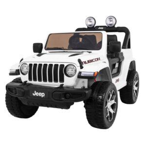 Jeep Wrangler Rubicon valge 1/3