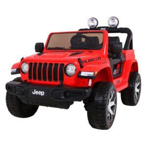 Jeep Wrangler Rubicon punane 1/3