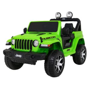 Jeep Wranger Rubicon (roheline) 1/3