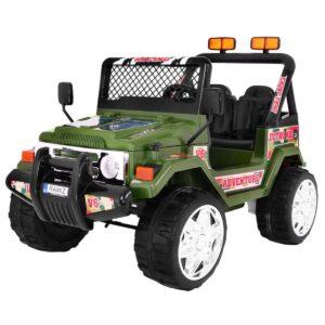 RAPTOR Jeep (roheline, EVA 2.4G) 1/3