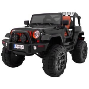 Jeep All Terrain must 1/4