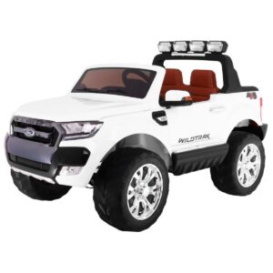 Ford Ranger valge pealistutav elektriauto 1/3